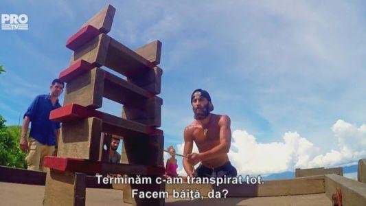 Ultimul duel pentru concurentii care au locuit pe Insula Exilului. Lucian versus Ina: cine a castigat