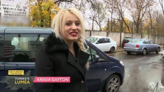 """Anisia se face """"fata de Bucuresti"""""""
