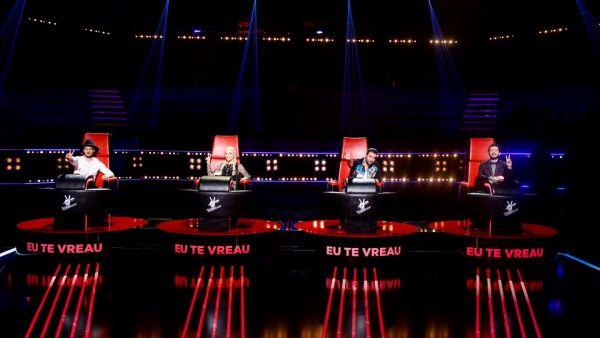Antrenorii au ales primii sase concurenti care intra in etapa show-urilor live la Vocea Romaniei!