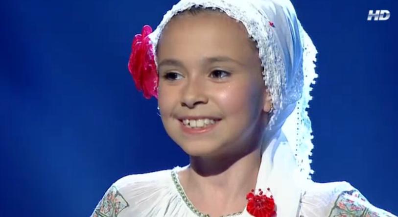 Iti mai amintesti de micuta Nicoleta Iancu de la la Romanii au talent? Ce mai face si cum arata acum