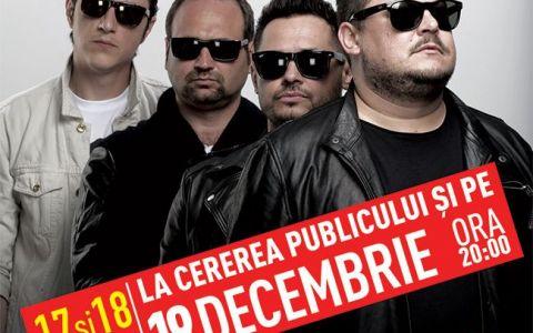 Castiga bilete la traditionalul spectacol de Stand UP comedy de la Sala Palatului