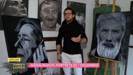 Aidan Anton, portrete de 1 decembrie