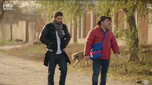 Smiley si Pavel Bartos incearca sa-l convinga pe Nicu Rata sa-i duca la carciuma lui Bobita
