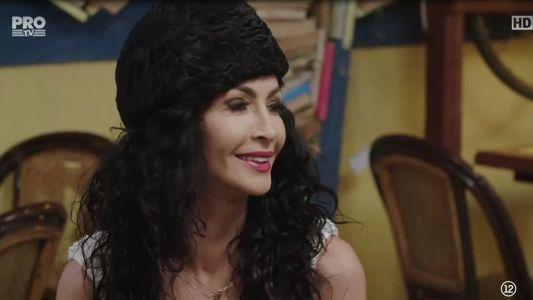 Bobita vrea sa participe la Romanii au talent. Cum incearca sa o convinga pe Mihaela Radulescu