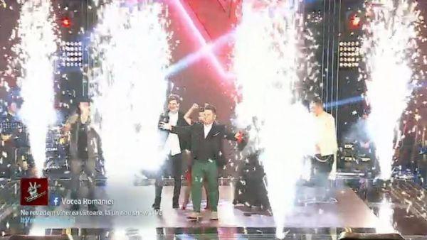 Ei sunt cei opt concurenti care se lupta pentru a ajunge in finala Vocea Romaniei 2016