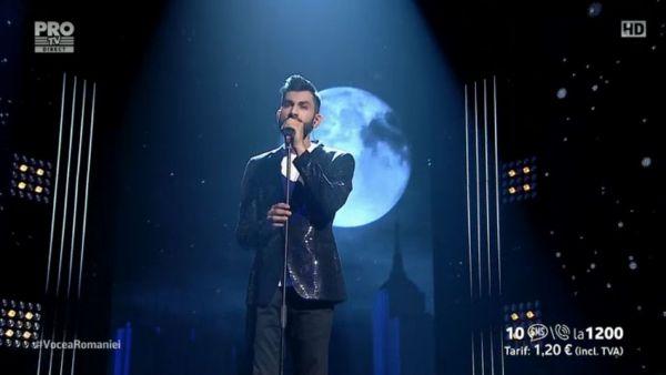 Vocea Romaniei - sezonul 6: Alexandru Baroc - You are not alone