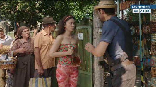 Joi, de la 21:00, tara o arde pe comedie in Las Fierbinti