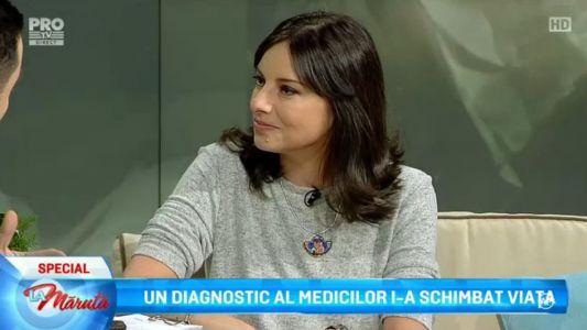 Un diagnostic al medicilor i-a schimbat viata