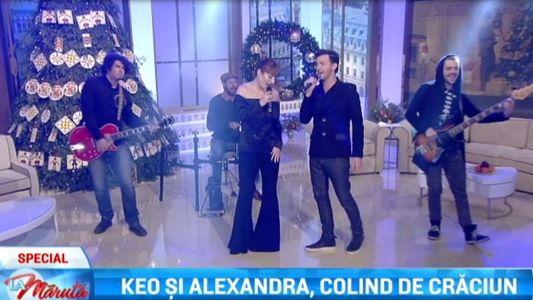 Keo si Alexandra, colind de Craciun