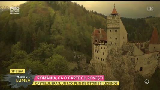 Romania, ca o carte de povesti
