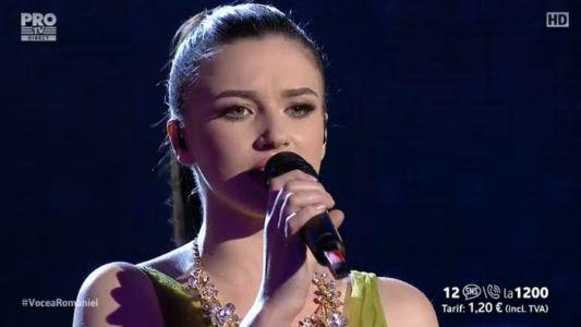Vocea Romaniei - Semifinala 2016: Ioana Ignat - Io Vivro