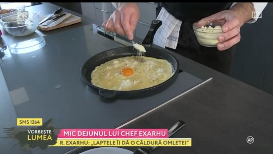 Mic Dejunul lui Chef Exarhu