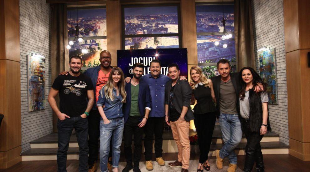 Cabral, Adela Popescu, Razvan Fodor si Deea Ibacka dau tonul distractiei la Jocuri de celebritate
