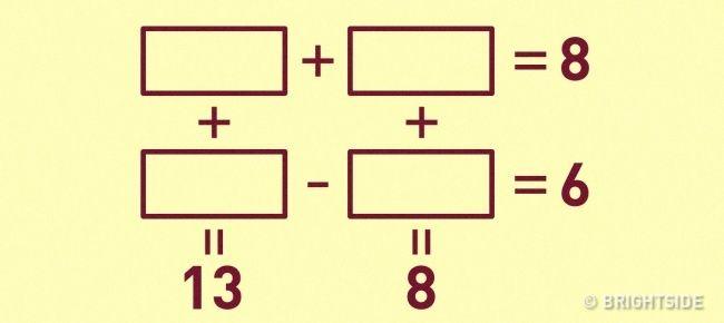 Ecuatia matematica care le pune in dificultate pe 99% dintre persoanele care incearca sa o rezolve