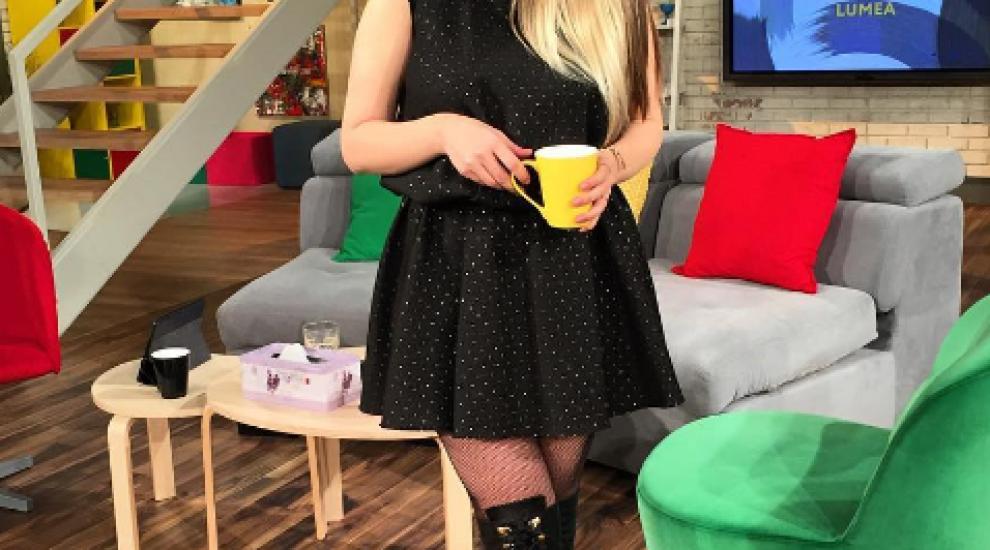 "Adela Popescu, intr-o continua transformare. Top 10 cele mai sexy tinute purtate de vedeta in 2016 la ""Vorbeste lumea"""