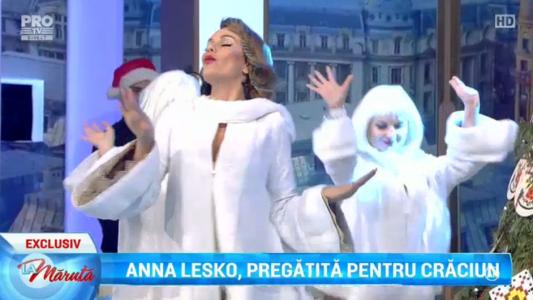 Anna Lesko, intalnire emotionanta cu fanul ei numarul 1