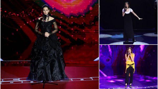 Finala Vocea Romaniei 2016: Teodora Buciu si prestatiile ei de pana acum in competitia vocilor