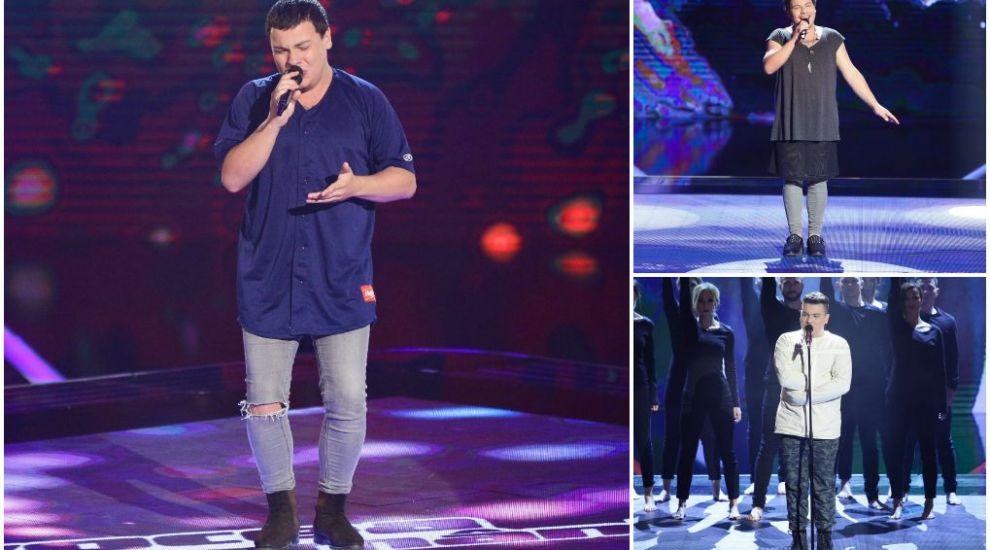 Finala Vocea Romaniei 2016: Robert Botezan si prestatiile lui de pana acum in competitia vocilor
