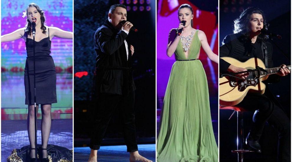 Finalisti Vocea Romaniei 2016: Castigatorul se decide LIVE de la 20:30, la ProTV. Afla totul despre cei patru concurenti