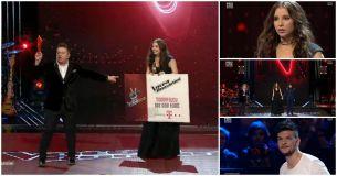 Teodora Buciu a castigat Vocea Romaniei 2016. Vezi cele mai tari momente VIDEO din show