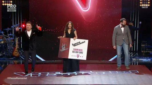Vocea Romaniei 2016 - FINALA: Teodora Buciu este castigatoarea sezonului 6