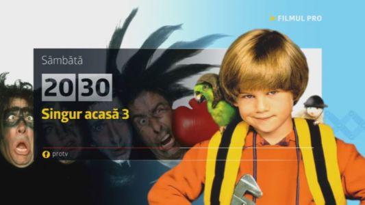 Singur Acasa 3, Sambata, 24 decembrie, numai la ProTV