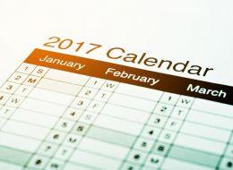 Zile libere in anul 2017. Anul viitor romanii au mai multe zile libere de la stat