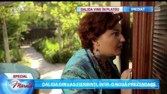 Dalida din Las Fierbinti, intr-o noua prezentare