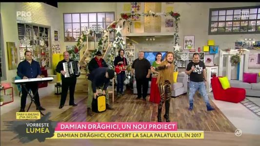 Damian & Brothers feat. Lora - Araclema