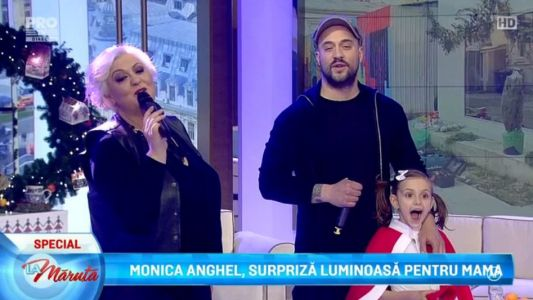 Monica si Alexandru Anghel - Silent Night