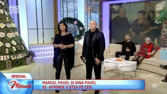 Gina si Marcel Pavel - Se-aprinde o stea pe cer