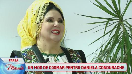 Un Mos de cosmar pentru Daniela Condurache