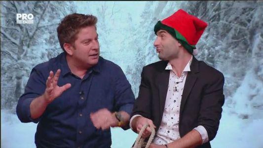 """Cum a reactionat Pavel Bartos cand a aflat ca Paul Ipate nu a vazut """"Frozen"""""""