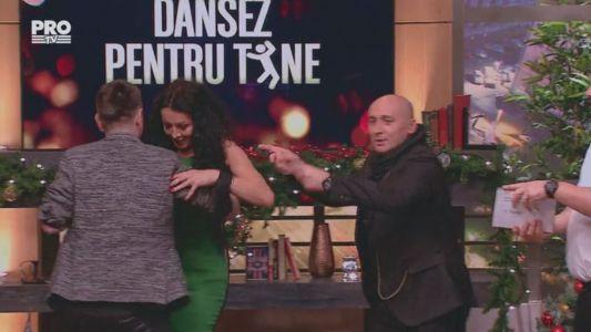 Proba de dans la care Mihaela Radulescu a facut senzatie