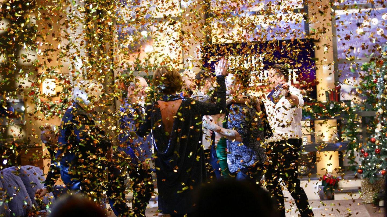 Mihaela Radulescu, Florin Busuioc, Monica Anghel si Marcel Pavel au dat startul distractiei in seara de Revelion