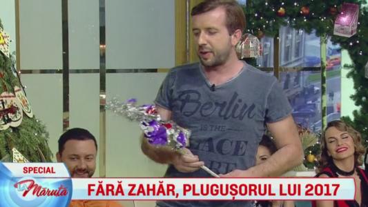 Fara Zahar, plugusorul lui 2017