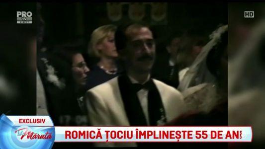 Imagini de colectie de la nunta lui Romica Tociu