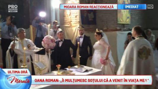 Oana Roman divorteaza?