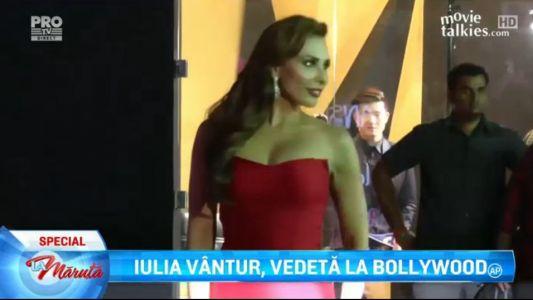 Iulia Vantur, vedeta la Bollywood