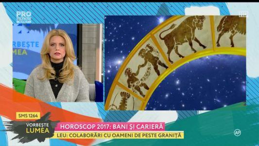 Horoscop 2017: Bani si cariera