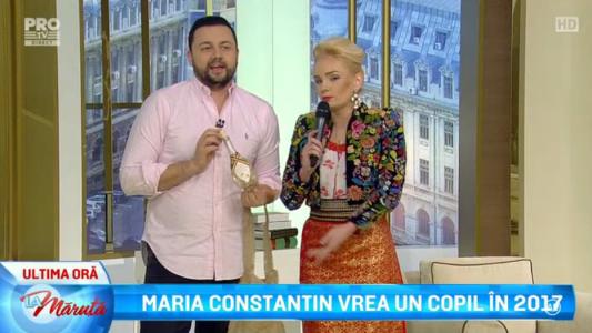 Maria Constantin - Ca la noi la nimenea