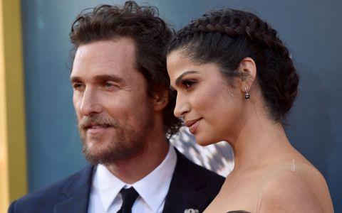 Matthew McConaughey se mandreste cu o familie superba. Cat de simpatici sunt cei trei copii ai actorului