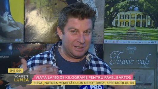 La multi ani, Pavel Bartos!