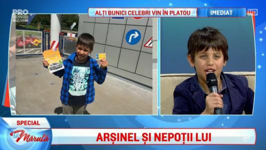 Alexandru Arsinel - Cantec pentru nepoti
