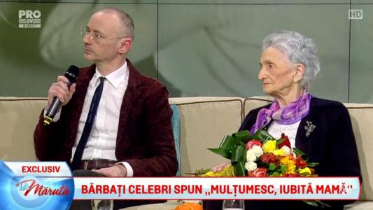 Mihai Albu, inspirat de o mama de exceptie