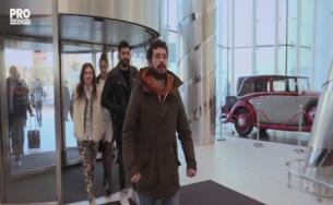 """Marius Moga si fostii concurentii de la Vocea Romaniei alaturi de Fundatia """"Make a Wish"""""""