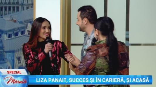 Liza Panait, succes in cariera si acasa