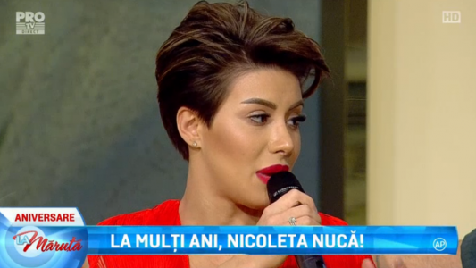 La multi ani, Nicoleta Nuca!