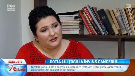 Nicoleta Tociu a invins cancerul