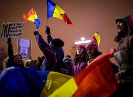 Evenimentele din Romania, vazute altfel. Cele mai emotionante momente surprinse in timpul protestelor